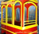 ผลิตโบกี้รถลาก รถไฟเล็ก - รับสร้างรถไฟเล็ก