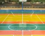 พื้นสนามกีฬา - ผู้รับเหมาทำพื้นอีพ็อกซี่ พื้นพียู ทีที อาร์ อิพิคอล