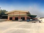 งานก่อสร้างโรงงาน บจก.เพรซิเด้นท์ เบเกอรี่ - ห้างหุ้นส่วนจำกัด ธนภูมิ เอ็นจิเนียริ่ง