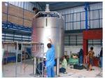 ประกอบถังMIXING TANK 4000L. 2ชั้น - ห้างหุ้นส่วนจำกัด ฝาถัง พีเค พัฒนาเครื่องกล