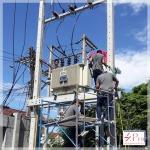 รับเหมาติดตั้งหม้อแปลงไฟฟ้าแรงสูง - รับเหมาติดตั้งระบบไฟฟ้า เอส. โปร เอ็นจิเนียริ่ง เวิร์ค
