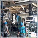 Electrical system installation contractors S. Pro Engineering Work