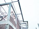 ติดตั้งรางน้ำอาคาร - รางน้ำฝนสแตนเลส มงคลการช่าง