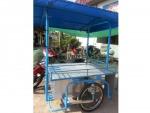มอเตอร์ไซด์พ่วงข้างรถเข็น - Sophon Karnchang