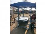 รับทำโครงหลังคารถยนต์ นนทบุรี โสภณ การช่าง