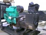 งานซ่อม เครื่องกำเนิดไฟฟ้า 375 เควีเอ พร้อมระบบออโต้สตาร์ท - บริษัท ซี แอนด์ เค เพาเวอร์ เจน จำกัด