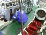 งานซ่อมพร้อมรื้อถอนประกอบติดตั้ง มอเตอร์และเครื่องกำเนิดไฟฟ้าในเรือเดินทะเล - บริษัท ซี แอนด์ เค เพาเวอร์ เจน จำกัด