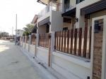 รั้วสแตนเสล สระบุรี - ติดตั้งกระจกอะลูมิเนียม สระบุรี