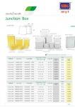 กล่องกันน้ำพลาสติก - บริษัท โคราชวิศวกรรมและเทคโนโลยี จำกัด