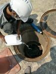 ลอกท่อระบายน้ำอุดตัน - ลอกท่อโรงงาน ล้างบ่อบำบัดน้ำเสีย สิทธิพรสูบส้วมสมุทรปราการ