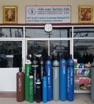รับเติมก๊าซอุตสาหกรรม พานทอง - บริษัท อมตะอ๊อกซิเจน จำกัด