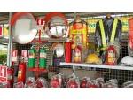 อุปกรณ์เกี่ยวกับดับเพลิง ราชบุรี - ถังดับเพลิง บ้านโป่งเคมีไฟร์ราชบุรี