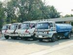 บริการรถส่งสินค้า - บริการรถส่งน้ำประปา - เพ็ญศรี