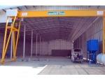 ติดตั้งเครนโกดังโรงงาน - PSV Intertech And Supply Co Ltd