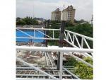 ปรับปรุงหลังคาโรงงาน - ระบบวิศวกรรมโรงงาน เจเอสเจ เอ็นจิเนียริ่ง