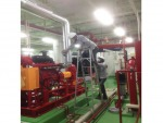 ติดตั้งปั๊มดับเพลิง เวลโกรว์    - ระบบวิศวกรรมโรงงาน เจเอสเจ เอ็นจิเนียริ่ง