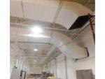 ติดตั้งท่อระบายอากาศโรงงาน    - ระบบวิศวกรรมโรงงาน เจเอสเจ เอ็นจิเนียริ่ง