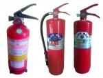 ถังดับเพลิงอาคาร โรงงานอุตสาหกรรม - เอ็นพีพี โปรดักชั่น ซัพพลาย - อุปกรณ์เซฟตี้ เติมน้ำยาดับเพลิง ระยอง