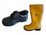 รองเท้าเซฟตี้ ปลวกแดง - เอ็นพีพี โปรดักชั่น ซัพพลาย - อุปกรณ์เซฟตี้ เติมน้ำยาดับเพลิง ระยอง