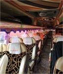ติดตั้งม่านรถบัส ราชบุรี - ร้าน ชะอ้อน ผ้าม่าน