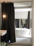 ผ้านม่านปิดห้องน้ำ - อู๋ผ้าม่าน (ร้านออกแบบ สั่งทำ พร้อมช่างติดตั้งผ้าม่าน วงเวียนใหญ่)
