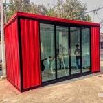 กระจกตู้คอนเทนเนอร์ - ร้านวรพัฒน์การช่าง