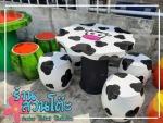 โต๊ะหินอ่อนลายวัว บางใหญ่ - ร้านสวนโต๊ะหินอ่อน นนทบุรี