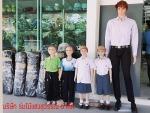 ขายชุดนักเรียน ชุดพละโรงเรียนอนุบาล ขอนแก่น - ร่มไม้แสงสุวรรณ ขอนแก่น