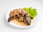 ปลาช่อนลุยสวน  - Maela Plapao Part., Ltd.