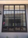 หน้าต่างกระจกวงกบอลูมิเนียม สุราษฎร์ธานี  - Por Taksin Aluminum Part., Ltd.