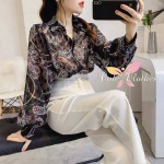 Fashionchic-chic-เสื้อเชิ้ต - Fashion chic chic