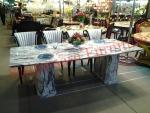 โต๊ะอาหารหินอ่อนอิตาลี - ศิริไพศาลรุ่งเรือง เฟอร์นิเจอร์