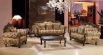 โซฟหลุยส์ ไม้โอ๊ค (Classic Sofa) - ศิริไพศาลรุ่งเรือง เฟอร์นิเจอร์