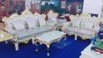 ชุดโซฟาหลุยส์ ทองอำพัน - Siripaisalrungrueng Furniture