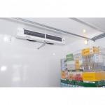 ออกแบบและติดตั้งระบบทำความเย็นในห้องเย็น