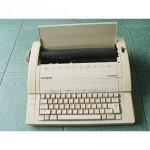 เครื่องพิมพ์ดีดมือสอง