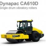 รถบดสั่นสะเทือน Dynapac CA610D