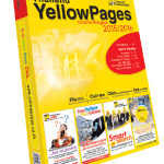 สมุดหน้าเหลืองไทยแลนด์ เยลโล่เพจเจส ฉบับภาษาอังกฤษ