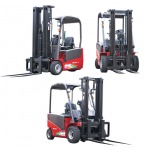 Masted Forklift Trucks