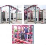 ออกแบบและติดตั้งระบบปรับอากาศและระบบระบายความร้อน