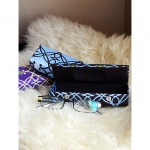 Silk Eyeglass Case