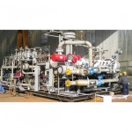 Gas recovery Unit