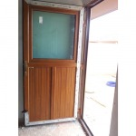 ออกแบบประตู UPVC