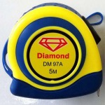 ตลับเมตร Measuring Tape (97A Blue+Yellow)