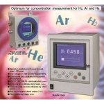 THERMAL CONDUCTIVITY GAS ANALYZER