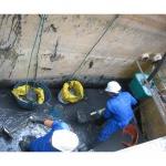 ล้างทำความสะอาดระบบบำบัดน้ำเสีย