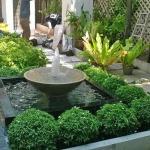 น้ำพุตกแต่งสวน