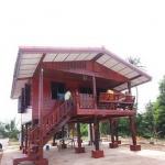 รับสร้างบ้านไม้เพื่ออยู่อาศัย สร้างเสร็จไวทันใจส่งมอบภายใน 20 วัน ฟรีค่าขนส่ง