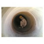 งานทำความสะอาดท่อ
