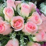 รับจัดดอกไม้ ช่อ แจกัน และกระเช้า พิษณุโลก